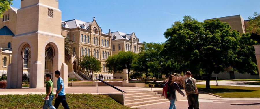 University Of St Mary >> Academics St Mary S University