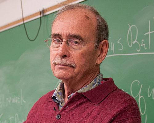 StMU Faculty Daniel Bjork