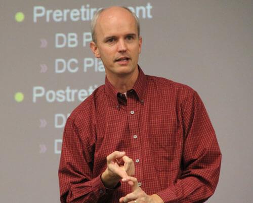 StMU Faculty David Sommer