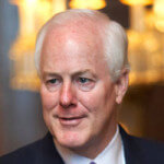 John Cornyn, alumnus of St. Mary's University