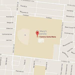 Visit Campus St Mary S University