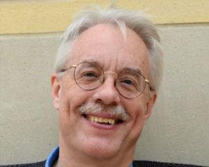 St. Mary's Faculty Glenn Hughes