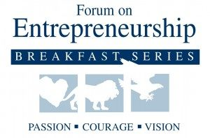 Forum on Entrepreneurship Breakfast Series