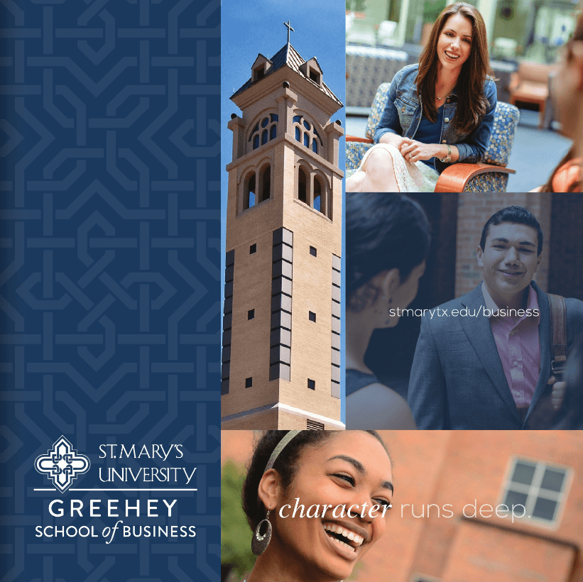 Greehey School of Business Viewbook