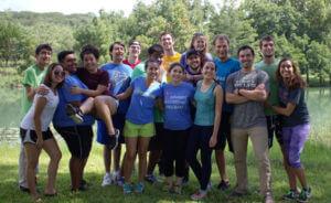 MLP retreat - group photo