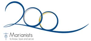 The Marianist Bicentennial logo
