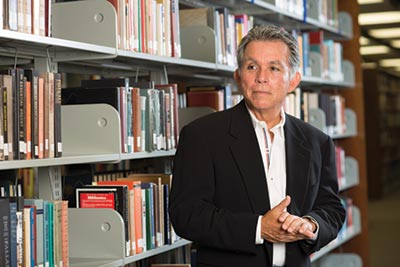 Armando Abney, Ph.D., Professor and Chair of the Department of Criminology and Criminal Justice