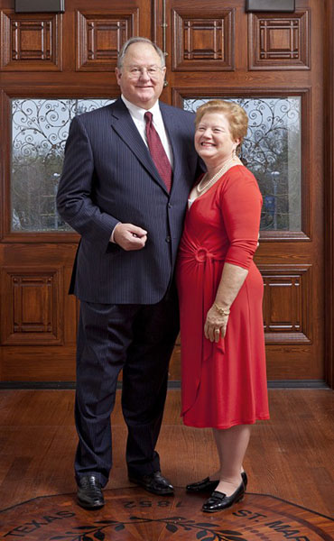 Ed and Linda Speed