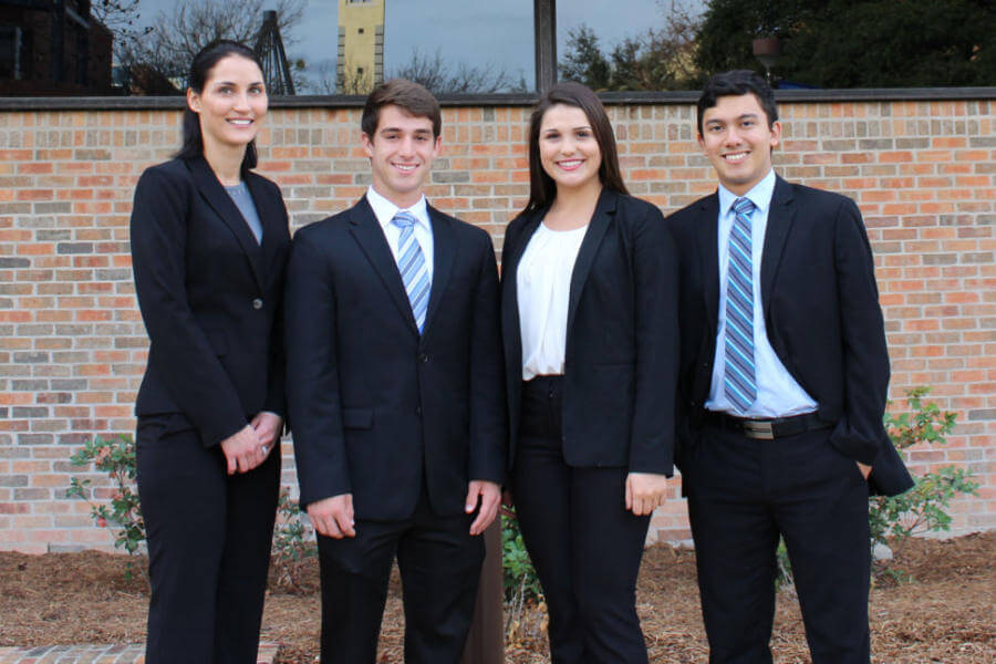Business students to compete in NIBS case competition championship