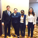 Business students compete at 2017 FTA competition
