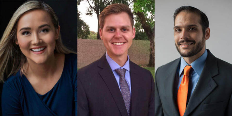 MBA students to receive Texas Business Hall of Fame scholarships