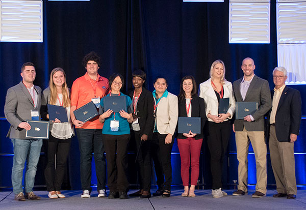 Business students compete in global team case competition in Florida