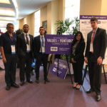St. Mary's students at TCU Values and Ventures Competition.