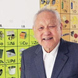 Alumnus Hideo Kunihiro.