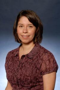 Headshot of Veronica Contreras-Shannon, Ph.D.