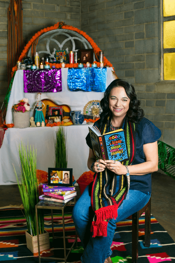 Alumna Brings Coco From The Big Screen To Young Readers
