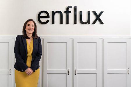 Alumna Alejandra Zertuche, CEO of Enflux
