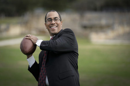 Former college footballer leads discussions on sports law, legal civility