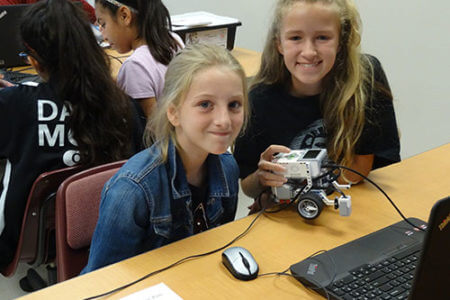 Pre-Engineering Robotics Camp (2017)