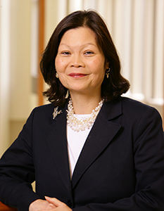 Carolyn Woo, Ph.D.