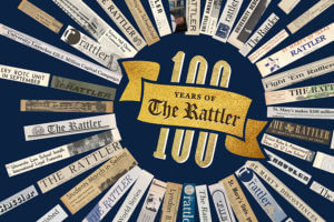 The Rattler marks a century of publication