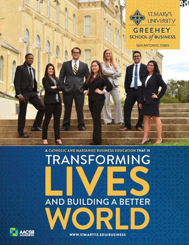 Greehey School of Business Viewbook